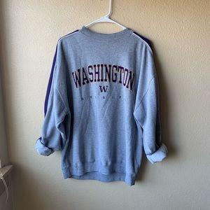 Vintage Washington Huskies Sweatshirt